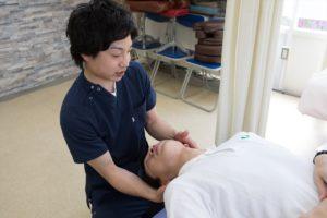 武蔵浦和でオステオパシー治療